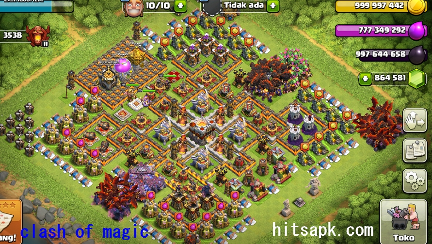 Coc S2 Magic Download For Android Treeclan